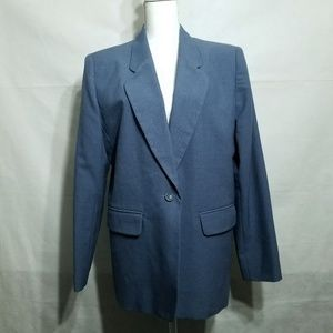 VINTAGE Koret Blazer Button Coat